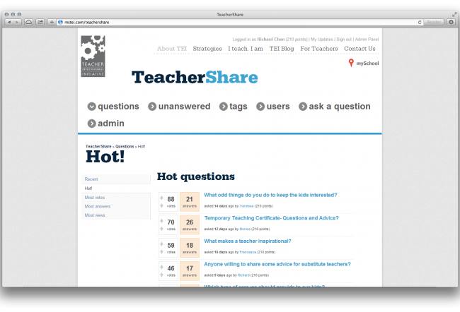 teachershare_q2a