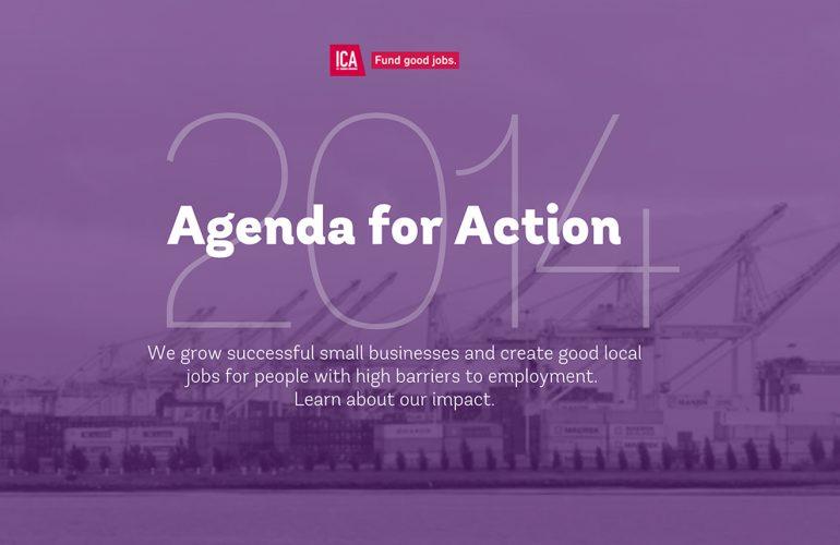 Agenda for Action